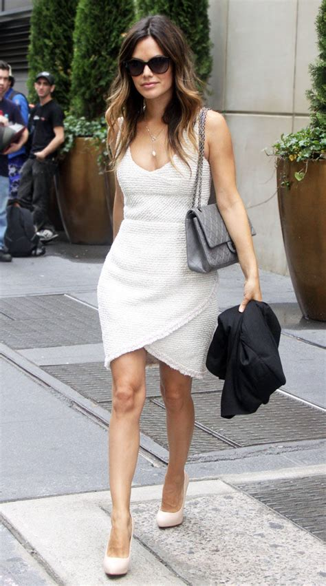 Your Style Bilson by Bilson Out In New York City Wearing Chanel And