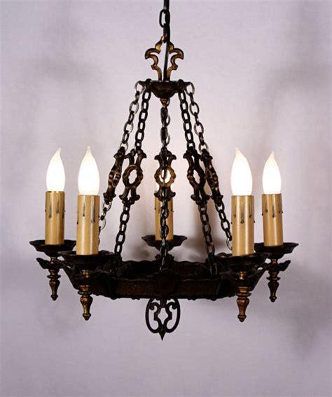 kronleuchter eisen antik cast iron chandelier antique antique furniture
