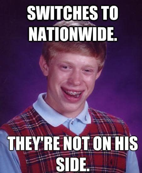 bad luck brian images  pinterest funny