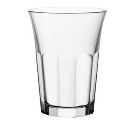 bormioli bicchieri outlet bicchiere da trattoria siena bormioli in vetro cl 17