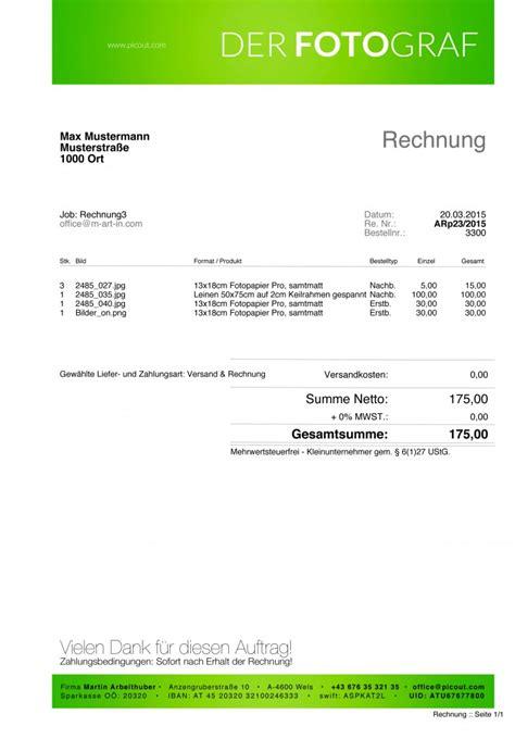 Rechnung Schweiz Versandt Deutschland Auto Rechnung Picout