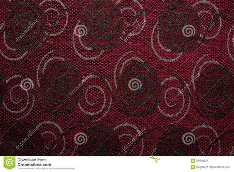 color pattern of red textile fabric texture anemon 06 dark red color stock