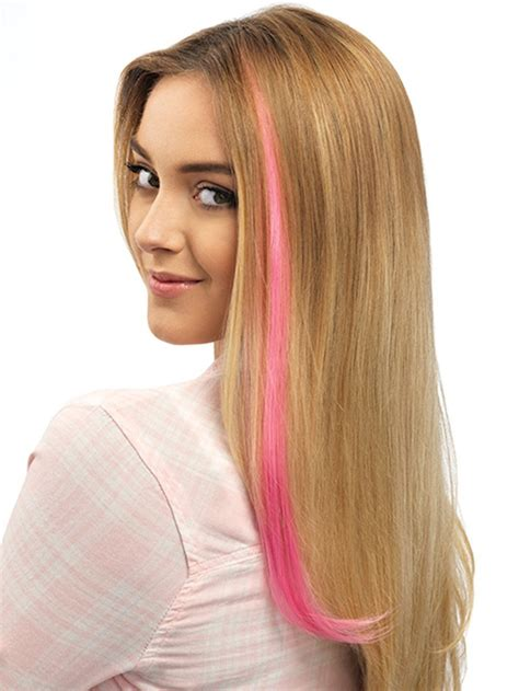 color extension clip in pop by hairdo hair extensions