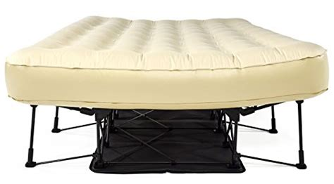best blow up bed ivation ez bed twin air mattress with frame rolling