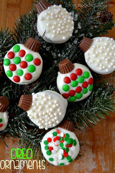 25 best ideas about christmas treats on pinterest