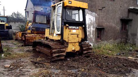 Bulldozer Cat D4c used cat d4c lgp bulldozer for sale