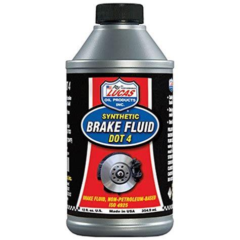 Lucas Dot 4 Brake Fluid 12 Ounce lucas 10827 12pk dot 4 brake fluid 12 12oz vehicles