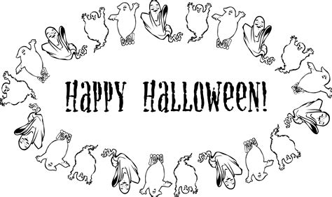 happy ghost coloring pages happy ghost coloring pages coloring pages