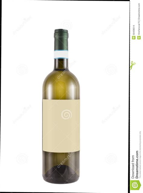 the italian dream wine 1614285195 bottle of white wine made of green glass and blank label stock photo image of french object