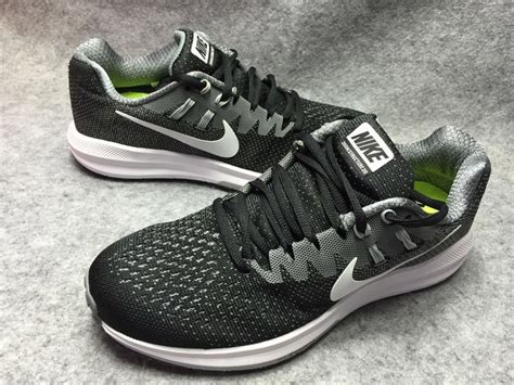 most popular nike running shoes most popular nike air zoom structure 20 black white cool