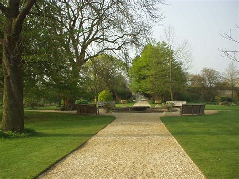 Uw Botanic Gardens File Of Oxford Botanic Garden Jpg Wikimedia Commons
