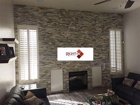 Fireplace Tile Installation by Tile Fireplaces Az Right Tile Llc
