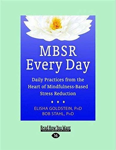 Mbsr Every Day Daily Practices From The Heart Of