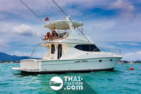 yacht anna motor yacht for rent in phuket for charter 171 anna maria 50 187