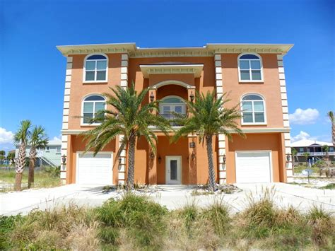 beach houses in pensacola fl private homes vacation rental vrbo 623572 6 br pensacola beach house in fl luxury