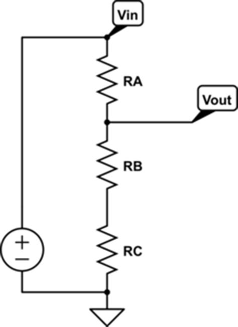 resistor voltage divider fifth day of circuits class gas station without pumps