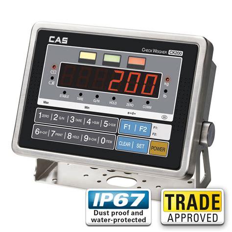 cas ac digital counting scale australasia scales cas ci 200sc digital check weigh indicator australasia