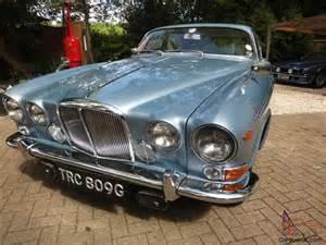 Jaguar Mk 10 Jaguar 420 G Blue Mk 10