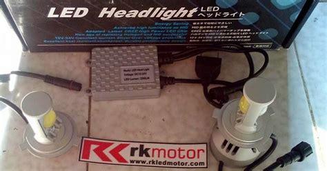 Lu Led Hid Mobil rk motor lu projector hid lu led cree