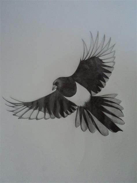 magpie tattoo design second magpie design by jen2092 on deviantart