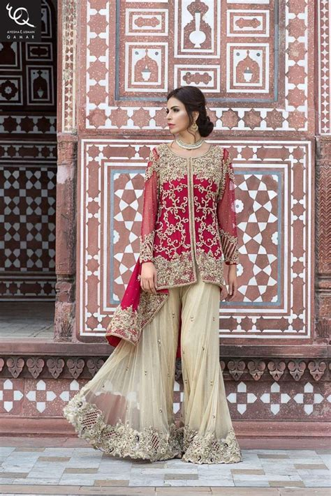 17 Best ideas about Pakistani Bridal Dresses on Pinterest