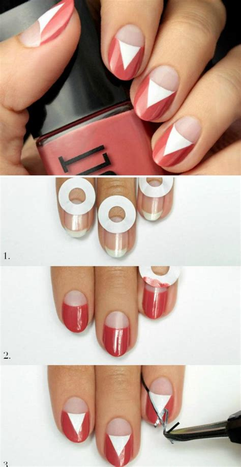 Modèle Pour Les Ongles by Nail Facile Les Id 233 Es Cools Pour Votre Manucure