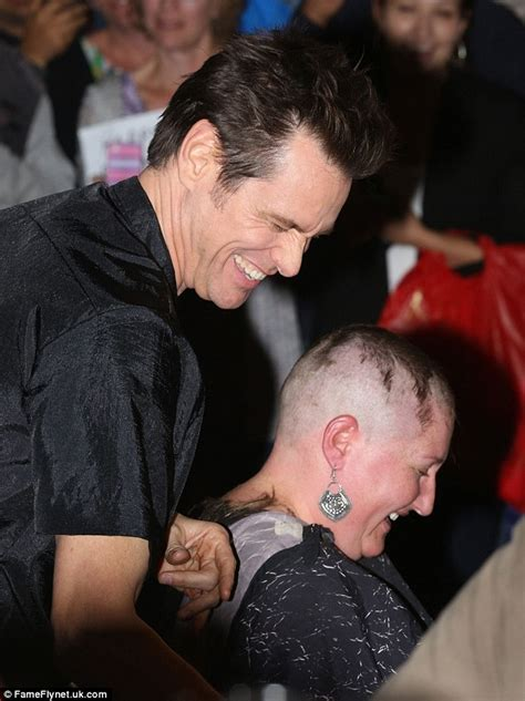 jimmy kimmel hair styles jimmy kimmel hair styles jim carrey leaves fan bald after