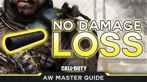 master the climax with advanced guided for a better with pictures books cod advanced warfare silencers don t decrease damage at