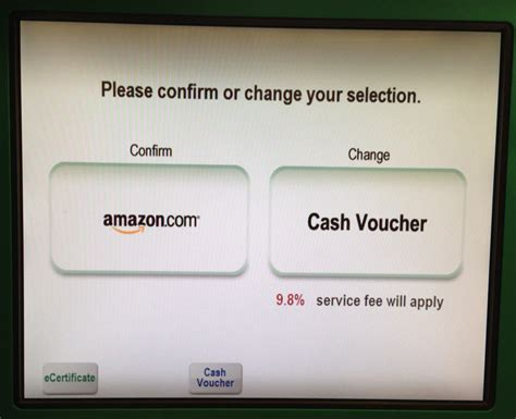 Amazon Gift Card Coinstar - turn spare change into amazon gift certificates for free with coinstar