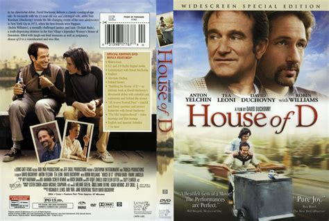 house of d house of d movie dvd scanned covers 266house of d