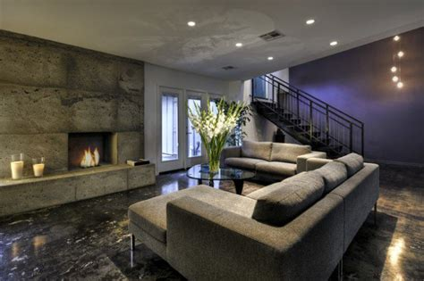 modern basements 24 stunning ideas for designing a contemporary basement