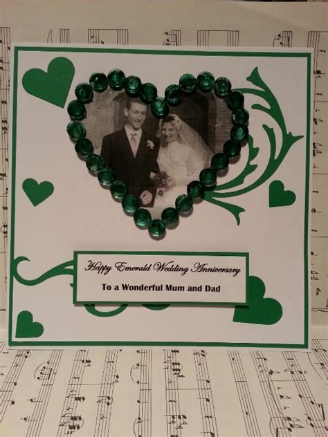 36 best images about emerald wedding anniversary 55th on
