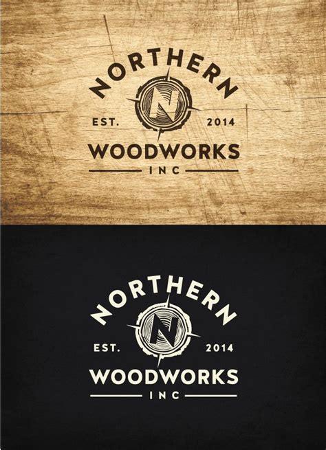woodworks logo logo for northern woodworks inc 99designs logo