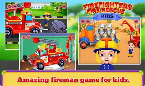 apprendre la lutte sapeurs pompiers jeu enfants jeu gratuit et amusant pour
