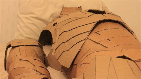 iron suit template iron who likes cardboard i do pic heavy