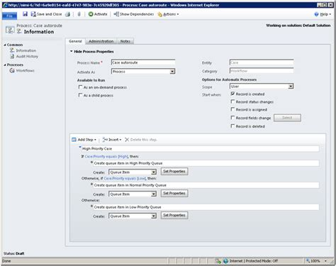 workflow queue introduction to queues in microsoft dynamics crm 2011