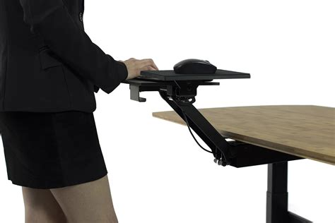 standing desk keyboard tray best ergonomic keyboard tray standing desk keyboard tray