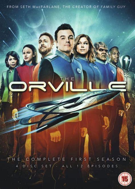seth macfarlane orville uk seth macfarlane s the orville the complete first season