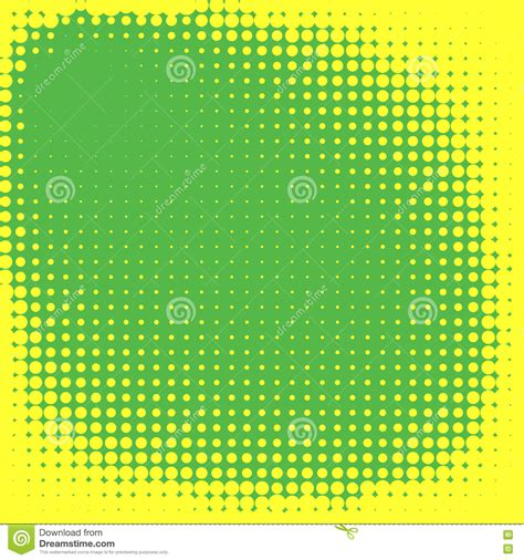 dot expression pattern abstract creative concept vector comics pop art style