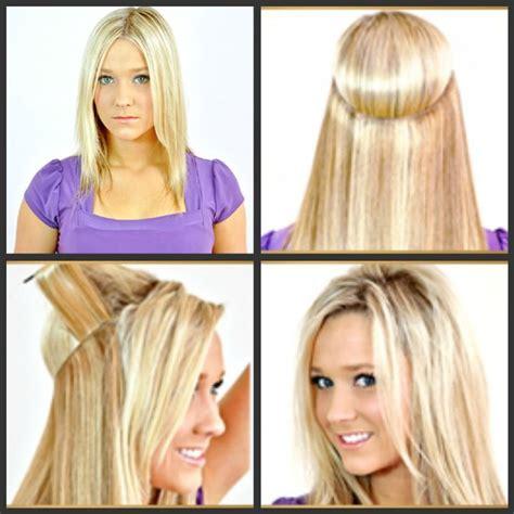 Hair Flip In flip in hair extension hair products
