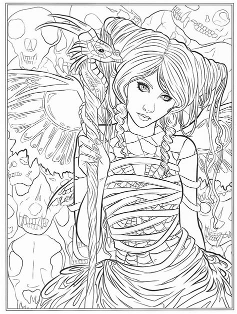 coloring pages advanced fantasy 716 best coloring pages to print fantasy images on