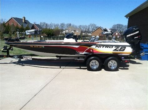 nitro boats for sale in tennessee boats for sale in murfreesboro tennessee