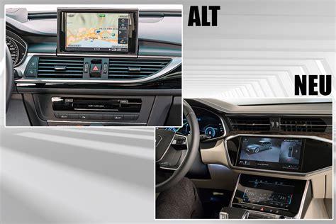 Audi A6 Avant Neu by Audi A6 Avant 2018 Alt Und Neu Im Vergleich Bilder