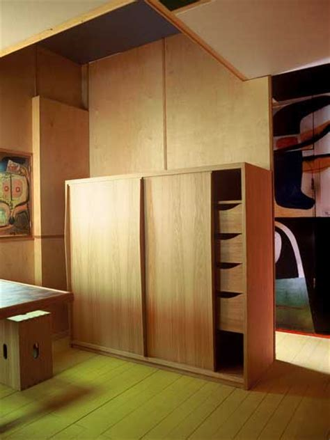 interior   cabanon exhibition  architect