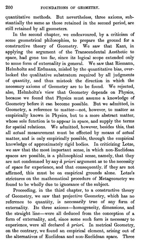 Bertrand Essay by Essay On The Foundations Of Geometry Writersunit