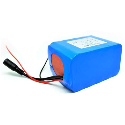 Baterai Rechargeable rechargeable battery for coal monitoring 12 v 18650 10000