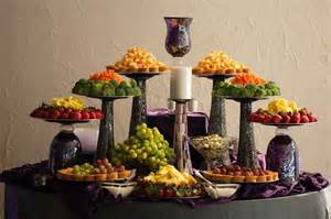Fruit Buffet Table Ideas Appetizers For Weddings Lkn Weddings Amp Events Buffet