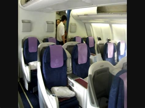 China Eastern Airlines Interior by China Eastern Airlines Business Class Seat A330 200
