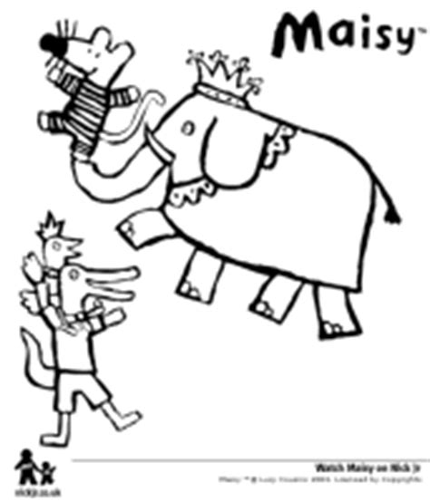 mega coloring pages 44 maisy coloring pages