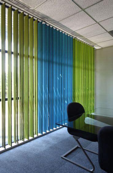 Moderne Rollos 370 by Wohnidee Lamellenvorhang Das Arbeitszimmer